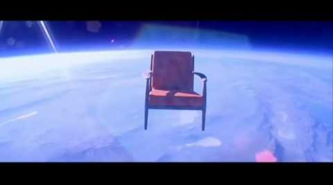Toshiba - Space chair project