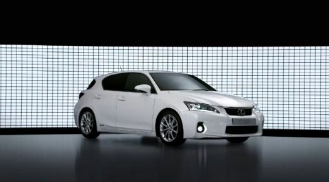 Lexus Ct 200h Hybrid Start The Quiet Revolution