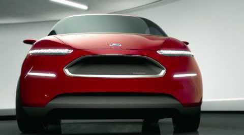 Ford Start Concept Car Promo Commercial Video Viad
