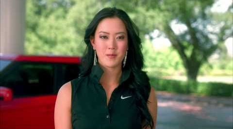 Kia Soul with Michelle Wie: The Arrival